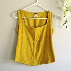 Free People We The Free Sleeveless Textured Top